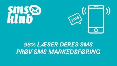 Photo of SMS Markedsføring er det nye sorte